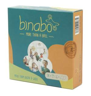 Binabo Box orange 36